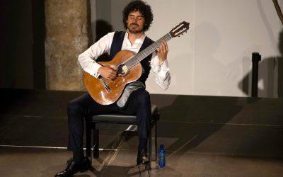 El guitarrista Pablo Villegas debuta con la Orquesta Sinfónica de Castilla y León