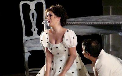 """Cristina Faus es Diana en """"Los diamantes de la Corona"""" en el Teatro Nacional de São Carlos de Lisboa"""