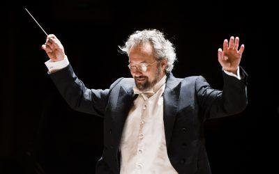 Carlos Kalmar estrena con la Sinfónica de RTVE «Sones de fiesta», de Tomás Marco, escrita para conmemorar el 50 Aniversario de la Orquesta