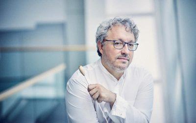 Miguel Romea dirigirá a la Orquesta Nacional de España «La canción de la tierra», de Mahler, y un estreno absoluto de Penderecki.