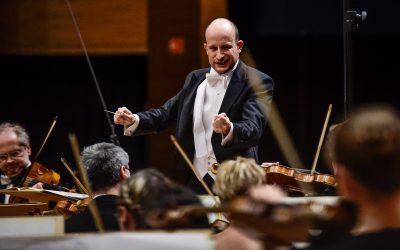 Guillermo García Calvo dirige a la Orquesta y Coro Nacionales de España obras de Schreker, Humet y Liszt