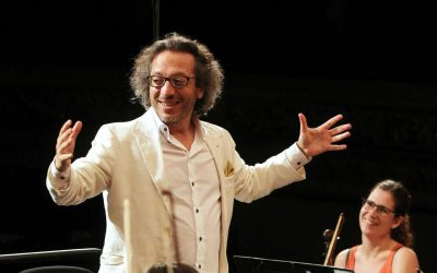 George Pehlivanian y Manuel Blanco, gira con la Joven Orquesta Nacional de España
