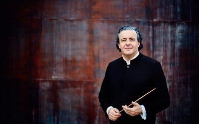 Juanjo Mena inicia temporada con la Quinta de Mahler