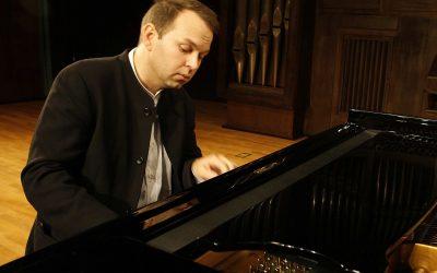 Eldar Nebolsin considerado uno de los mejores interpretes de Frederick Chopin
