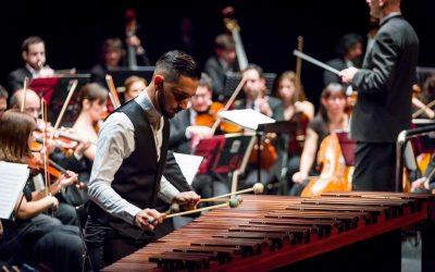 Conrado Moya, la marimba en estado puro