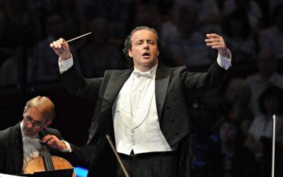 Juanjo Mena, de nuevo en los BBC Proms