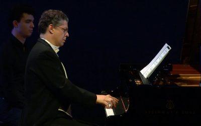 Leonel Morales, de nuevo en Sommerakademie Salzburg