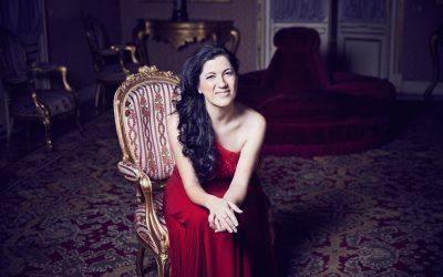 Brillante temporada de la mezzosoprano Cristina Faus