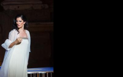 Cristina Faus triunfa como Dalila en el Festival de Teatro de Mérida