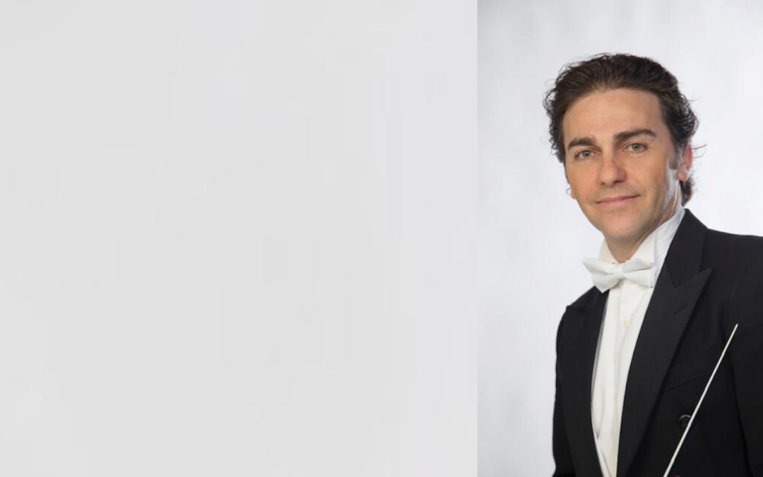José María Moreno, nuevo Director Titular de la Orquesta Filarmónica de Málaga