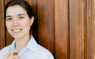 El talento de una joven y brillante directora. Teresa Riveiro Böhm, nueva artista de MUSIESPAÑA