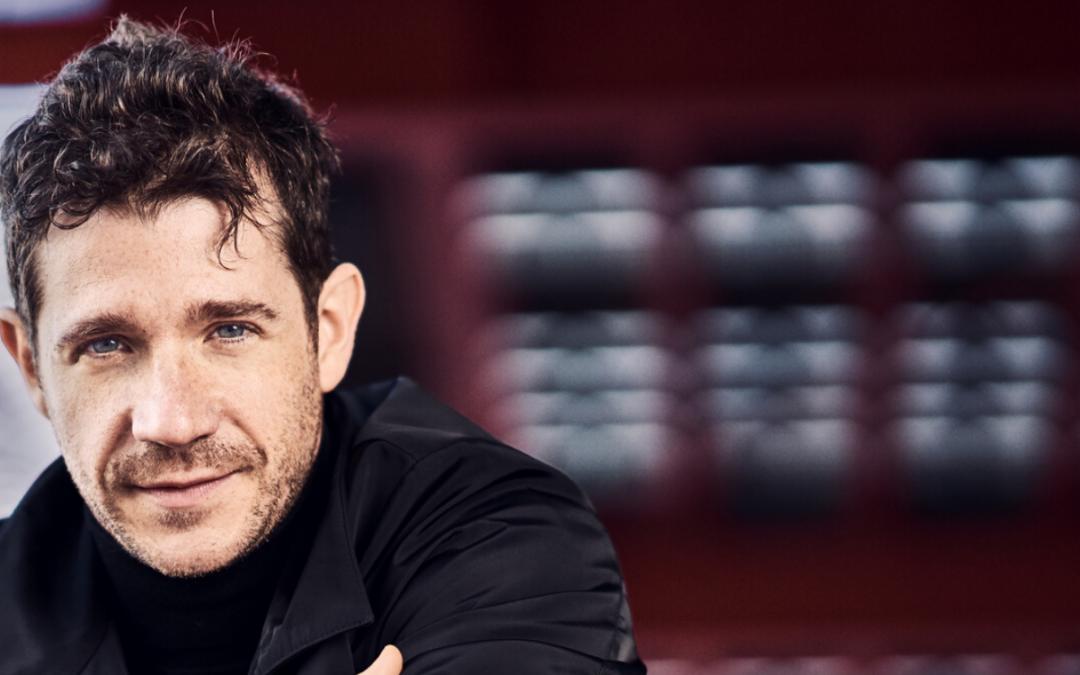 Andrés Salado, nuevo director titular y artístico de la Orquesta de Extremadura