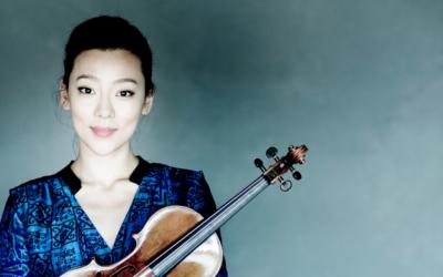 Clara-Jumi Kang, triple cita en España