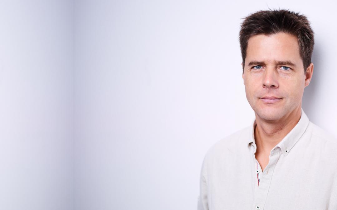 El maestro Christoph König, próximo director titular de la Orquesta RTVE y director artístico de la Orquesta y Coro